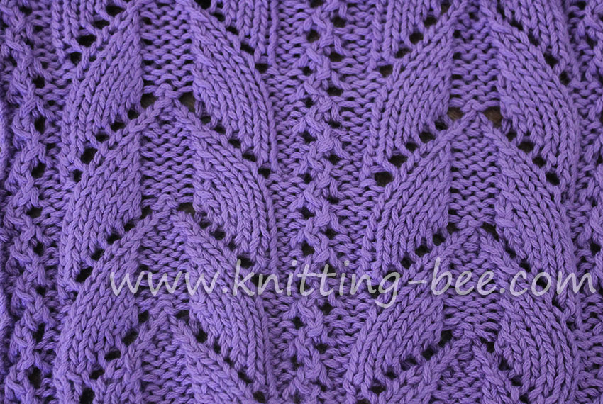 Lacy-Arch-Free-Knitting-Stitch