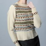Land Girl's Fairisle Sweater
