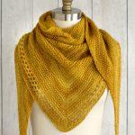 Ojete Scarf Free Knitting Pattern