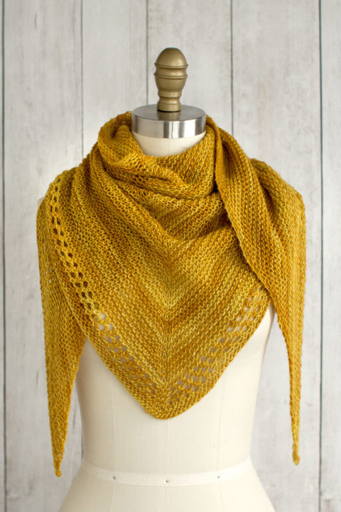 Ojete Scarf Free Knitting Pattern ⋆ Knitting Bee