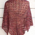 Theodora Shaw Free Lace Knitting Pattern