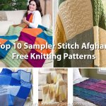 Top-10-Sampler-Stitch-Afghan-Free-Knitting-Patterns