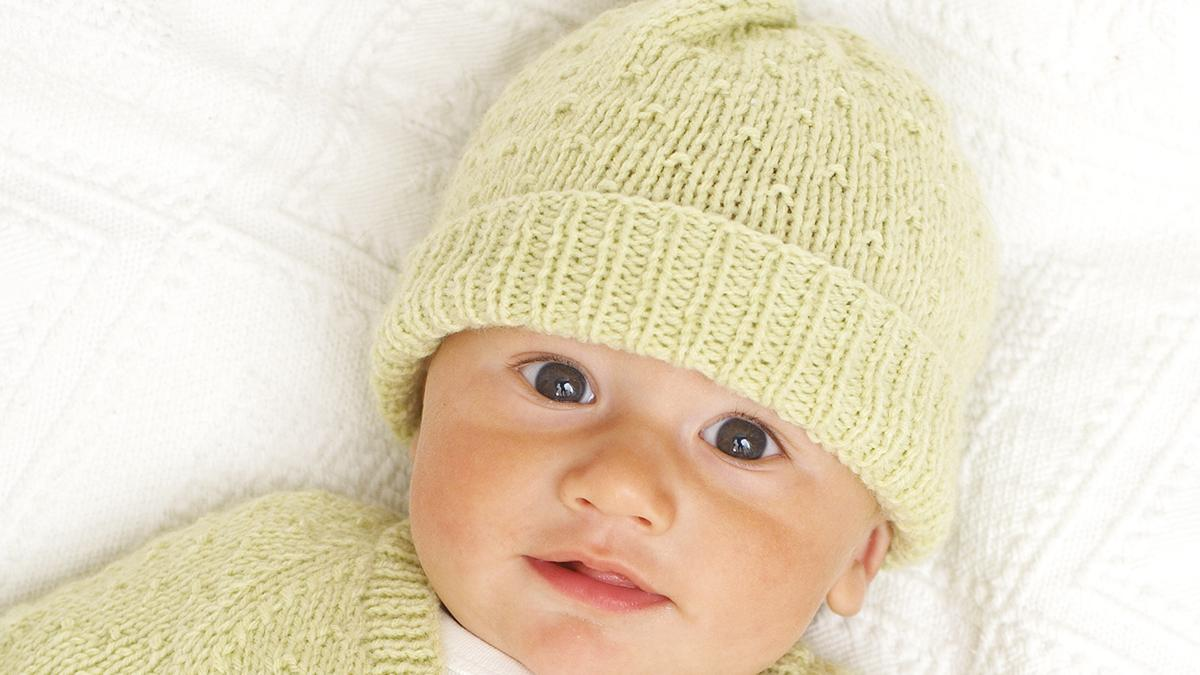 Free Knitting Patterns For Baby Hats Cool Design