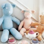 Three bears knitting pattern free