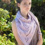 Bisbee Lace Free Shawl Knitting Pattern