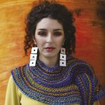 Blackhole Scarf Free Knitting Pattern