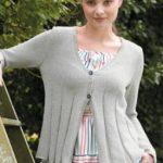 Cardigan Free Knitting Pattern Muse