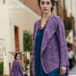 Carrara Cardigan Free Knitting Pattern