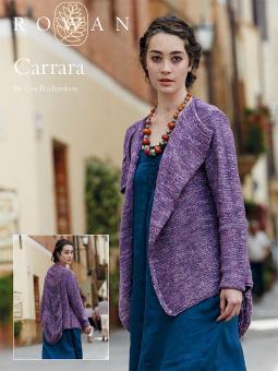 Carrara Cardigan Free Knitting Pattern