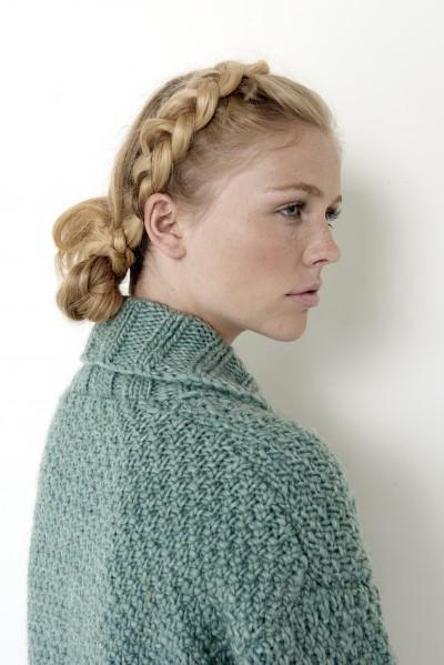Cocoon Cardigan Intermediate Women's Cardigan Knit Pattern 1