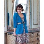 Comfort Zone Free Easy Women's Cardigan Knit Pattern