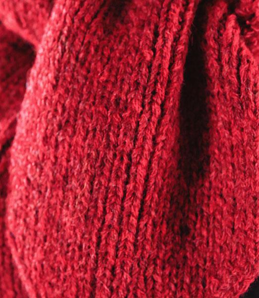 Espresso Easy Scarf Knitting Pattern Free