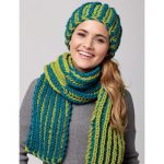 Flip Shade Hat And Scarf