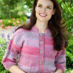 Free Season-Spanning Cardigan Knit Pattern