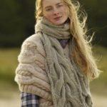 Gadabout Scarf Free Knitting Pattern