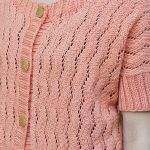 Go To Topper Free Summer Cardi Knit Pattern