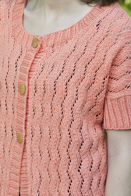 Summer Knitting Patterns : Go To Topper Free Summer Cardi Knit Pattern ? Knitting Bee
