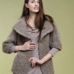 Hermoso Jacket Free Knitting Pattern
