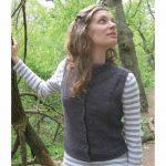 Hiker's Waistcoat/ Vest Free Knitting Pattern