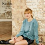 Keelin Free Cardigan Knitting Pattern