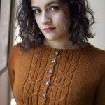 Minetta Cardigan Free Knit Pattern