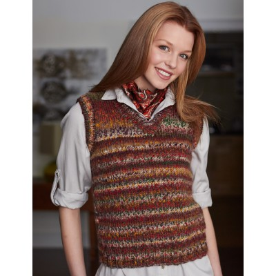 Patons Basic Vest Free Knitting Pattern Knitting Bee