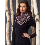 Patons Lana's Scarf Free Easy Women's Knit Pattern