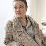Lapel Cardigan - Free Knitting Pattern