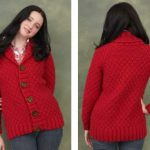 Shawl Collar Cardigan Free Knitting Pattern