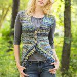 Sprite Vest Free Knitting Pattern