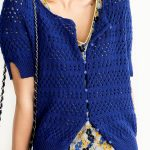 Summer Cardigan - Free Lace Knitting Pattern