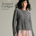 Textured Cardigan Free Knitting Pattern