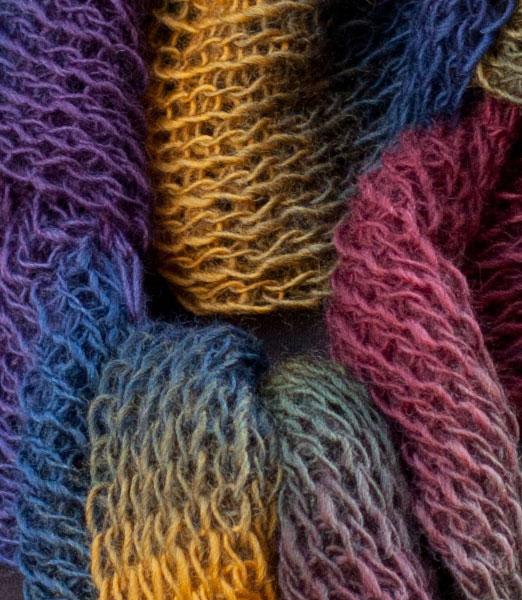 Waver scarf free knitting pattern