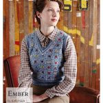 Ember Fair Isle Vest Free Knitting Pattern
