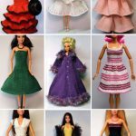 Amazing Barbie Clothes to Knit for Free