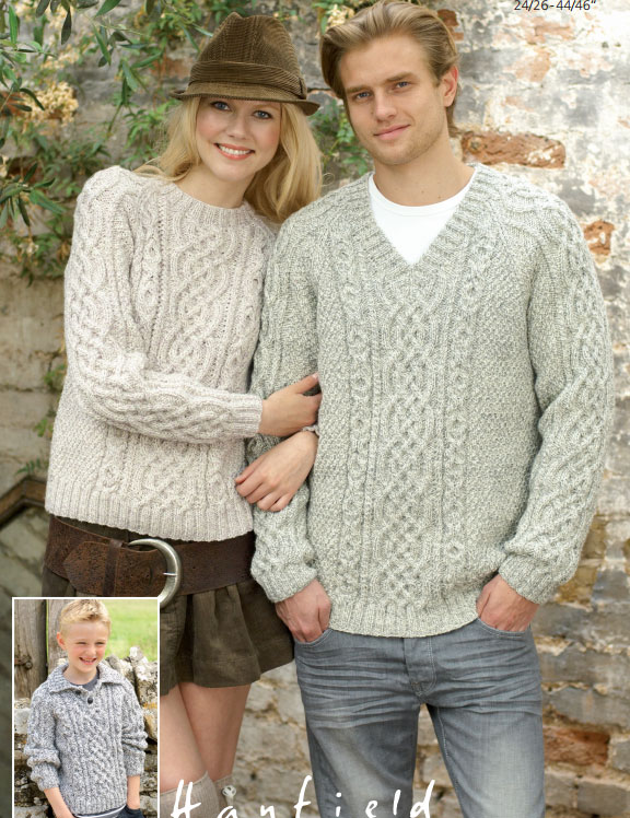 Amazing Free Aran Sweater Knitting Pattern Knitting Bee
