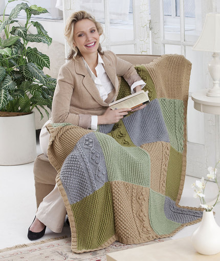 autumn-throw-free-knitting-pattern
