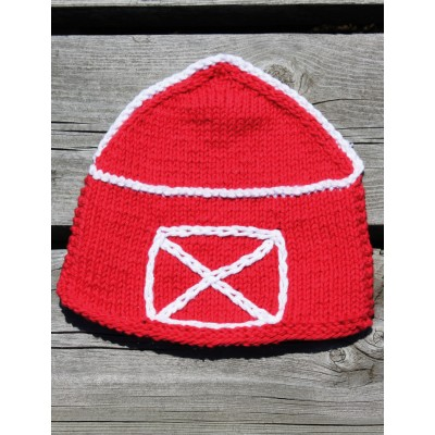 barn-dishcloth-shaped-free-knit-pattern