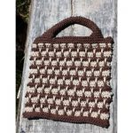 Basket Dishcloth Free Intermediate Knit Pattern
