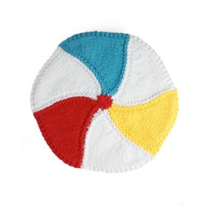 beachball-dishcloth-free-knit-pattern