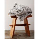 Bernat Woven Look Free Beginner Afghan Knit Pattern