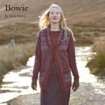 Bowie Fair Isle Long Cardigan Free Knitting Pattern