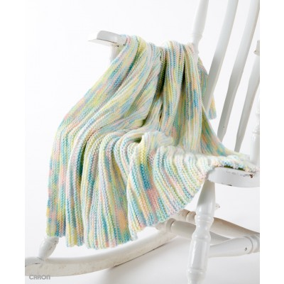 caron-little-ridges-baby-blanket