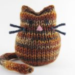 Cat Knitting Pattern and Tutorial