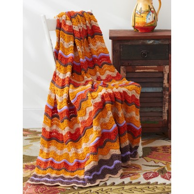 chevron-retro-free-intermediate-afghan-knit-pattern