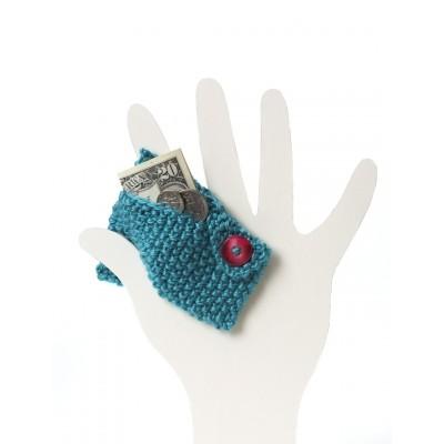 Cute Coin Purse Free Knitting Pattern