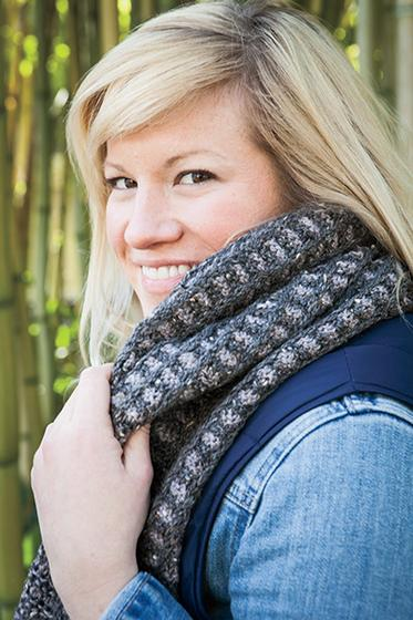 Free free fair isle scarf knitting pattern Patterns ⋆ Knitting ...