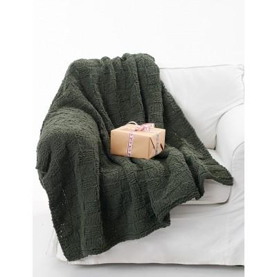 Free Free Checkerboard Stitch Blanket Knitting Pattern Patterns