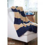 Easy Breezy Knit Afghan Free Easy Pattern