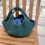 French Market Bag Free Knitting Pattern
